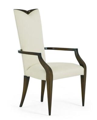 Kr sillas con reposabrazos para la mesa del comedor for Sillas comedor con reposabrazos