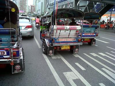 tut-tut di Thailand