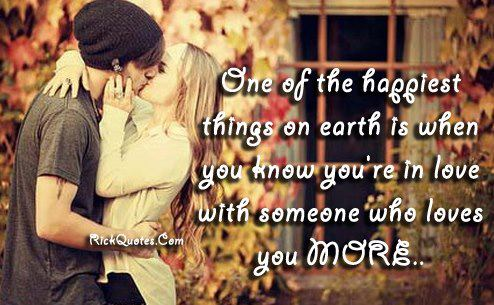 Love Quotes | Who loves you MORE