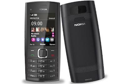 Nokia X2-05 firmware