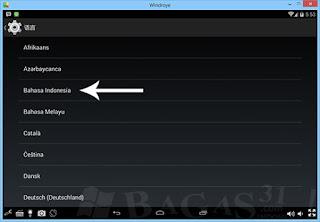 Menjalankan Aplikasi Android di Komputer PC dan Laptop Dengan Emulator Android
