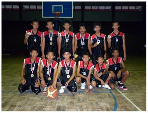 Basket Team SMPN I Kota Tegal