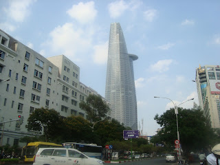 Bitexco Financial Tower Ho Chi Minh city (Saigon), Vietnam