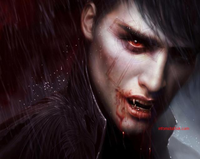 Fakta Mengerikan Tentang Vampir dan Jenisnya - infometafisik.com