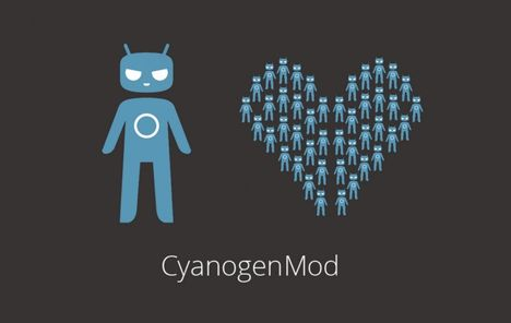 CyanogenMod 10 Android 4.2