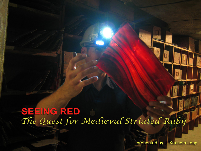 Seeing Red: The Quest for Medieval Ruby