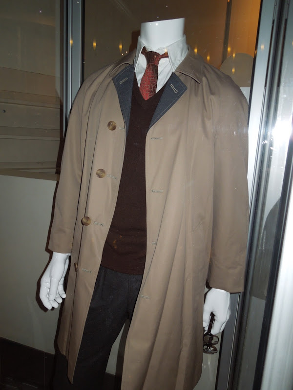 Gary Oldman Tinker Tailor Soldier Spy costume