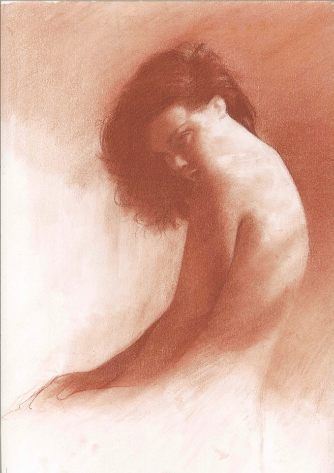 nuncalosabre.Paintings and Drawings - Patrick Palmer