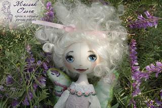 Кукла Фея исполнения желаний, автор Маслик Ольга