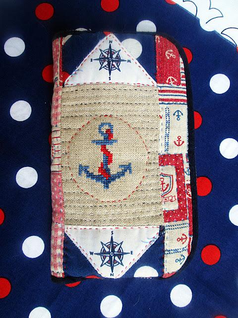 Совмесный пошив кошелёчка