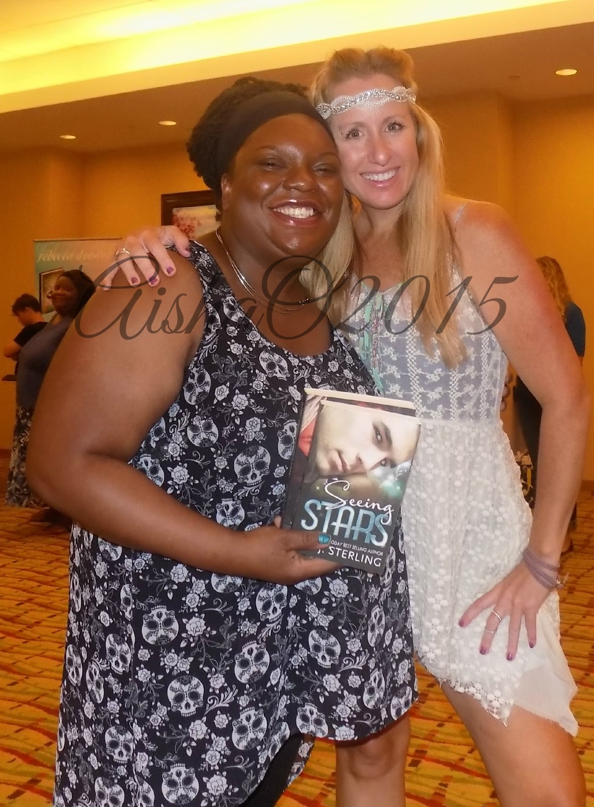 Bewitching bibliophile june 2015 then i moved onto j sterling and i love her potty mouth she had an awesome headband and she made me laugh she shared some great stories about her time in fandeluxe Document