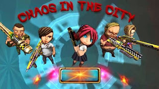 Screenshots of the Chaos in the city 2 for Android tablet, phone.