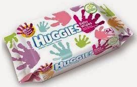 Toallitas de bebe Huggies