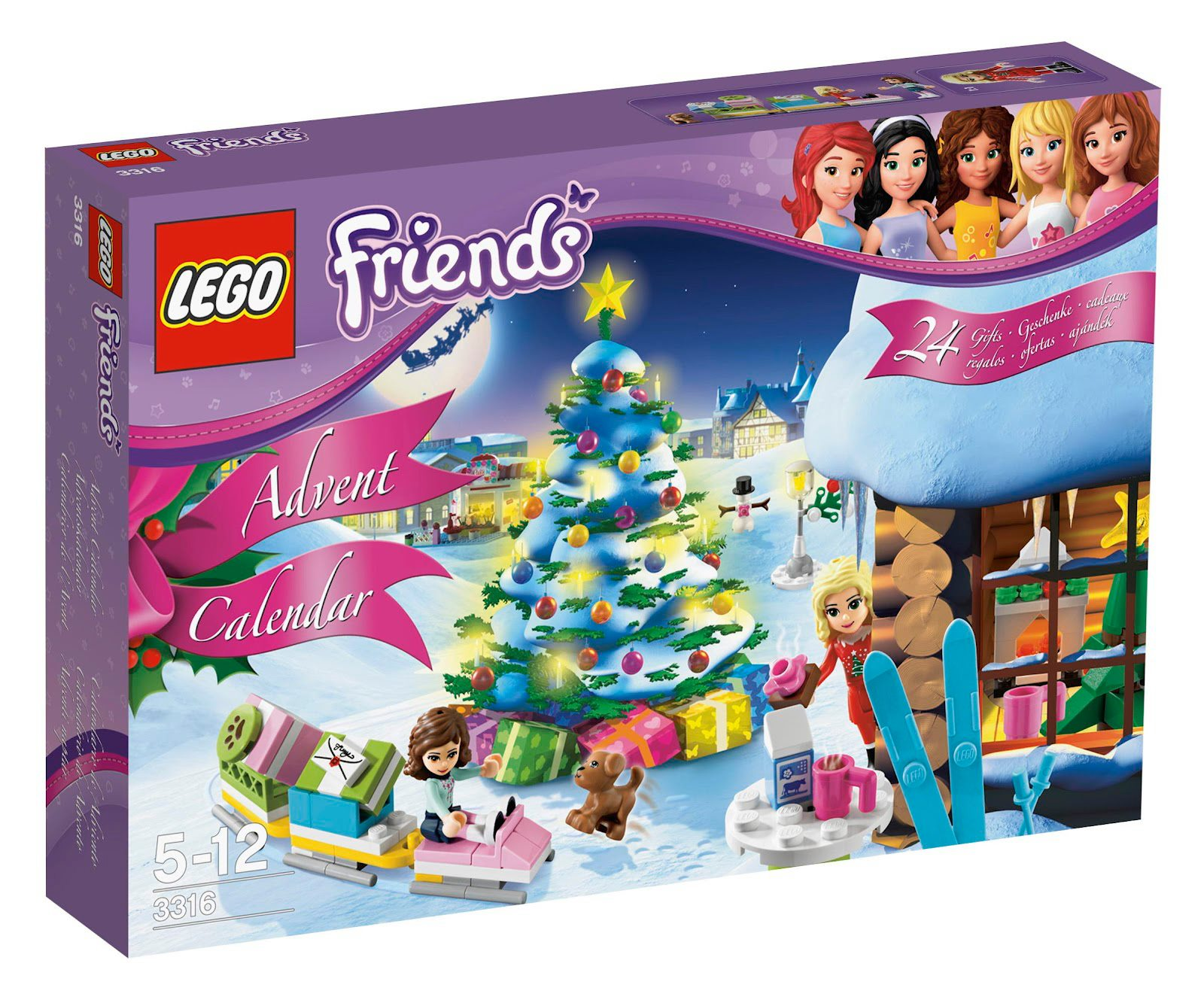 all about bricks success for lego with friends launch. Black Bedroom Furniture Sets. Home Design Ideas