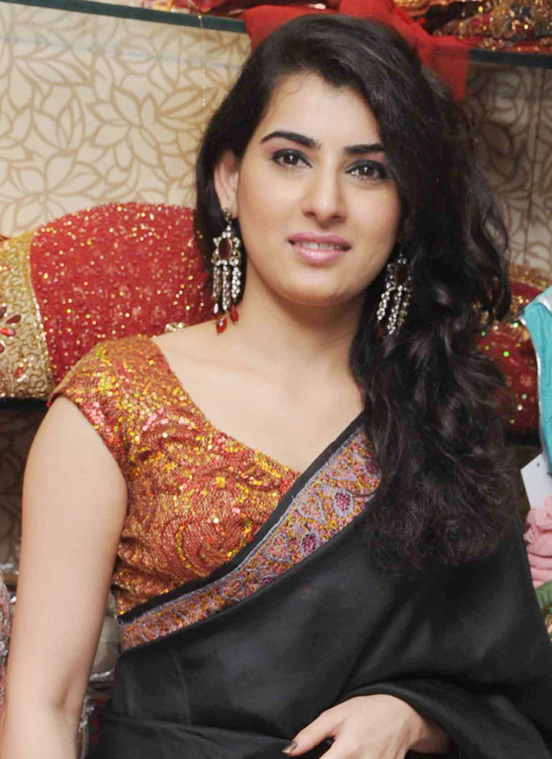 South Indian Celebrities: Archana Veda