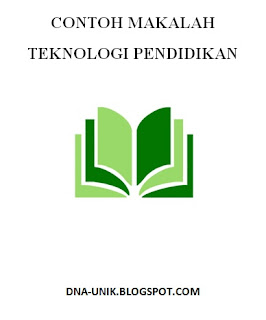 Contoh Makalah Teknologi Pendidikan