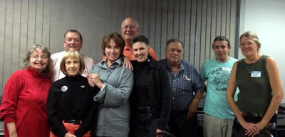 Group of people: Lake County Library Adult Literacy Program tutor training