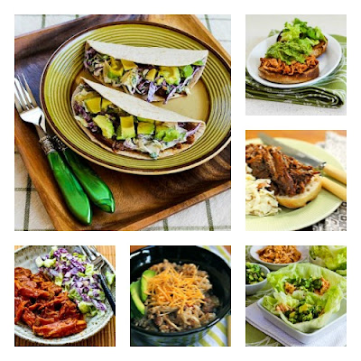 20 Ideas from Food Bloggers for Slow Cooker Summer Dinners