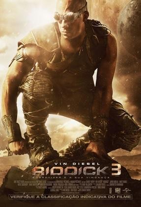 Riddick 3 – Dublado