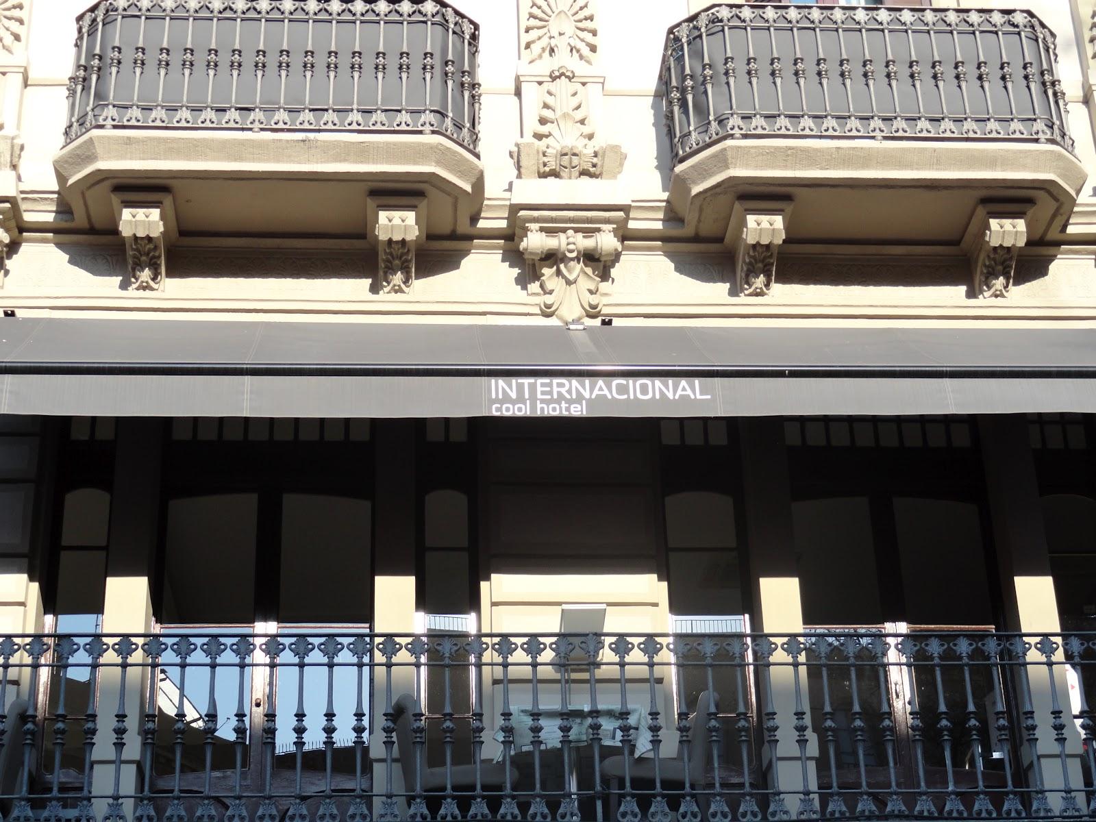 Hotel Internacional Ramblas Cool Barcelona Spain