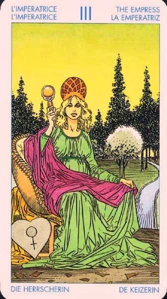 La Emperatriz- Arcano III
