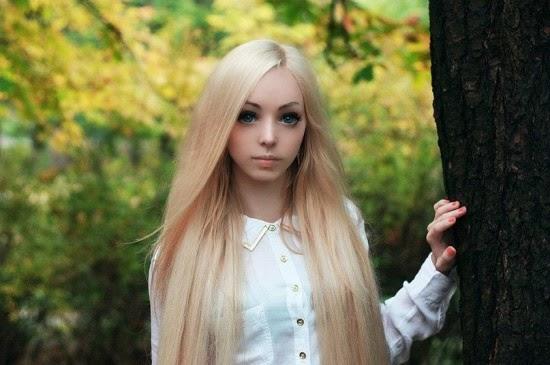 Alina Kovaleskaya a mais nova barbie!