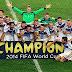 Alemanha vence a Argentina e ganha a Copa do Mundo no Brasil 2014