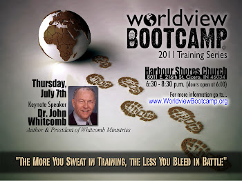 WVBC July'11 - Dr. John Whitcomb