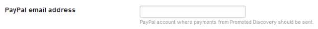 set disqus discovery paypal email