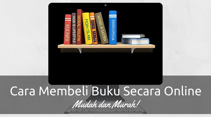 Membeli Buku Secara Online dengan Mudah dan Murah