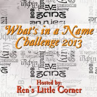 What's in a Name Challenge 2013