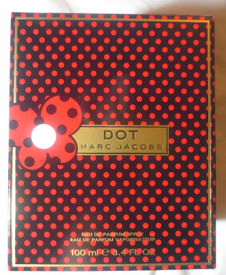 Marc Jacobs Dot EDP Packaging