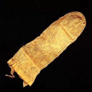 Sheepskin condoms with sex