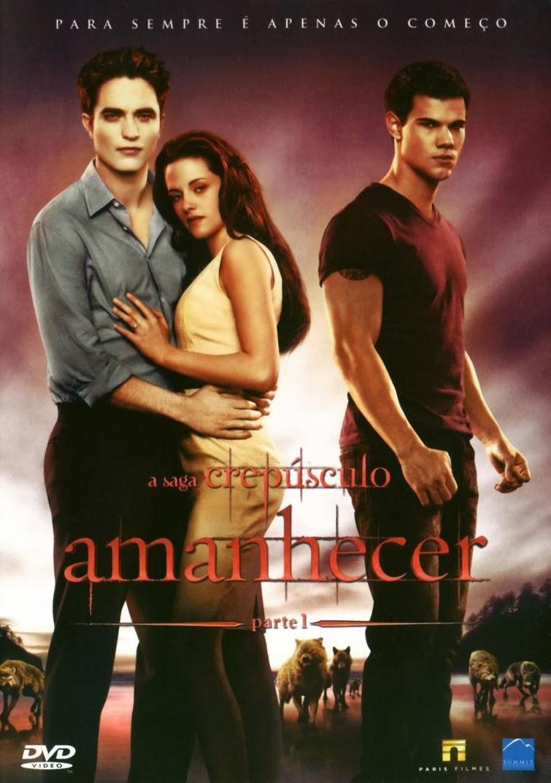 A Saga Crepúsculo: Amanhecer Parte 1 – Dublado (2011)