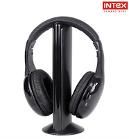 Intex Wireless Headphone