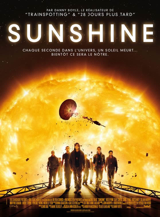Sunshine Best Space Movies Of All Time