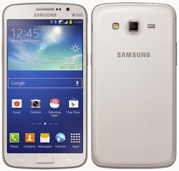 Galaxy Grand 2 Duos G7102 XXUANB2 Android 4.3 Official Firmware