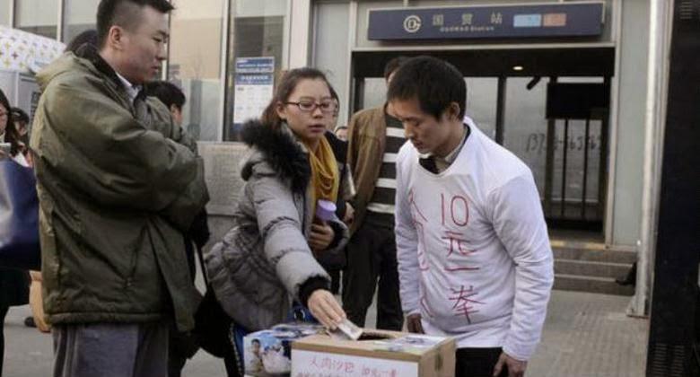 Satu Kali Tinju 10 Yen, Demi Menyelamatkan Buah Hatinya