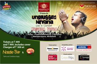 Krishna Beura Live Concert at Phoenix Market City
