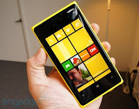 Lumia 920 dengan Sistem Operasi Windows Phone 8 Dirilis