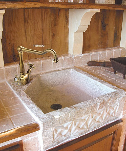 Fauna decorativa fregaderos r sticos farmhouse sinks - Fregadero marmol ...