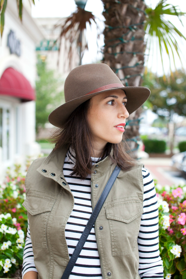 Carolina Style Connection, rag and bone hat