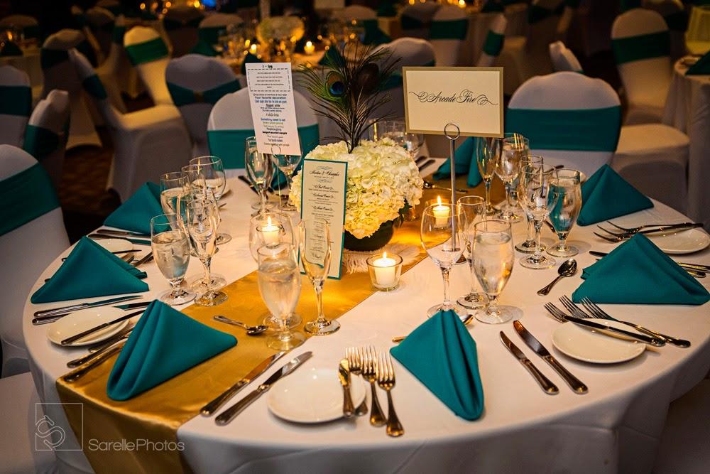 Teal And Gold Wedding Theme Wedding Tips And Inspiration
