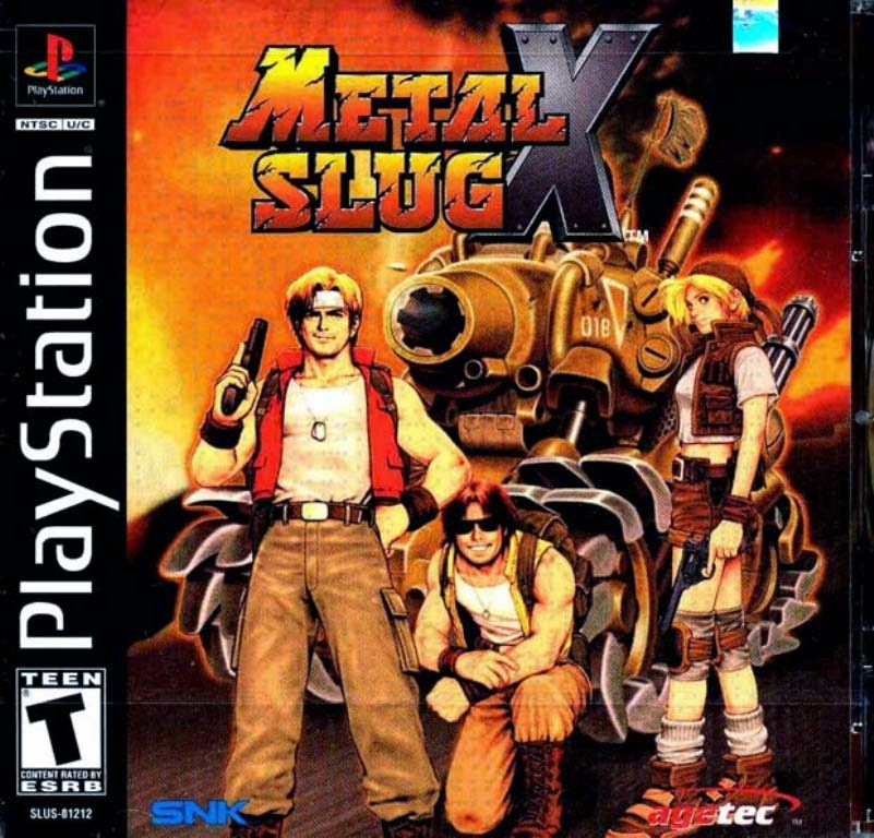 Download Metal Slug Iso | PC Game
