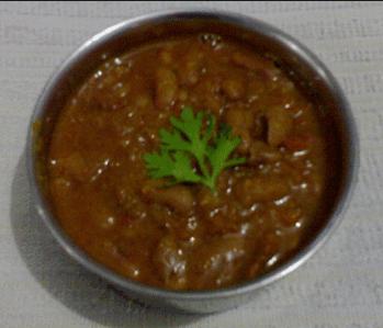 राजमा सब्जी स्वादिस्ट
