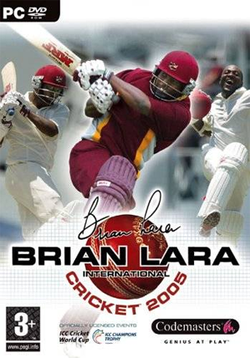 Download Game Brian Lara International Cricket 2005