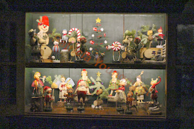 Patricia Youngquist (The Last Leaf Gardener) also gives voice to figurines rendered by artists.