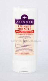 Aussie Mascarilla capilar 3 minute miracle