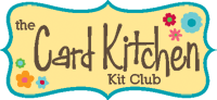 The Card Kitchen Kits from Jillibean Soup