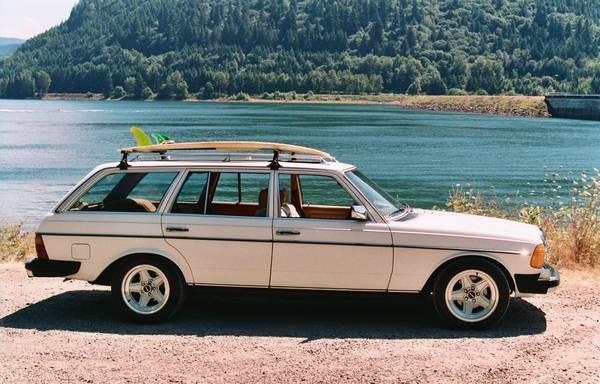 A true gentleman want 1985 mercedes wagon w ronal for 1985 mercedes benz 300td wagon for sale